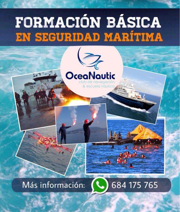 Certificado Formación Básica en Seguridad Marítima